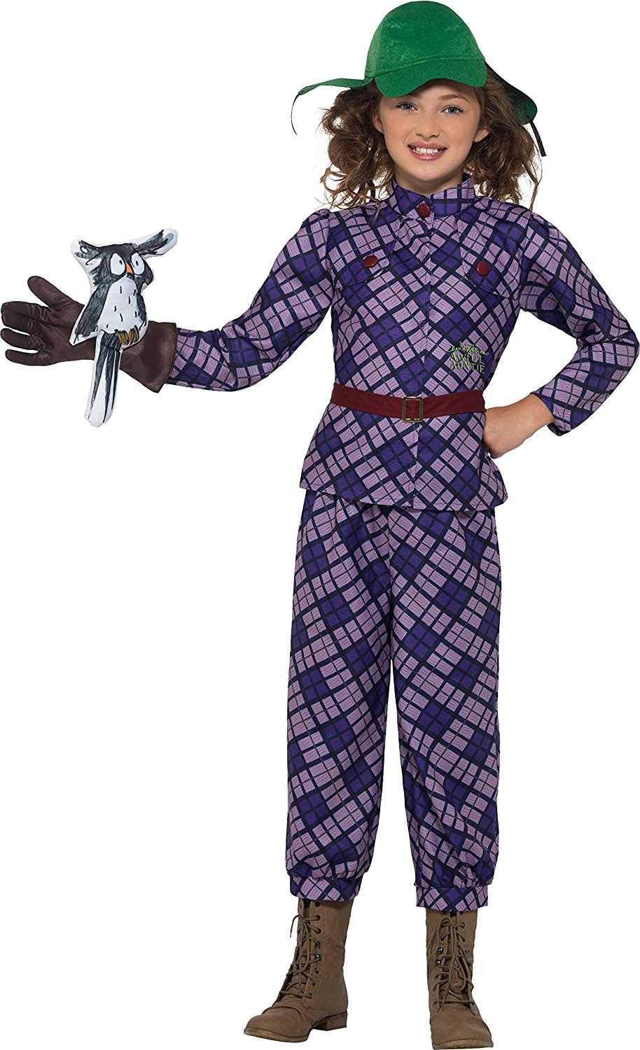 David Walliams Deluxe Awful Auntie Costume 40200