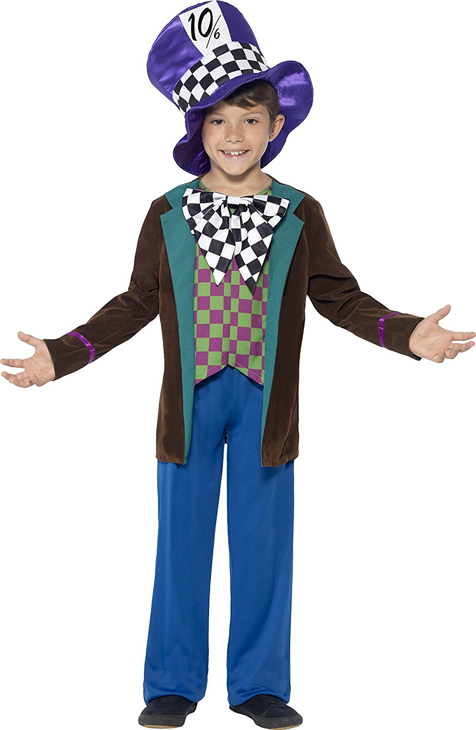 Mad Hatter costume child 42842