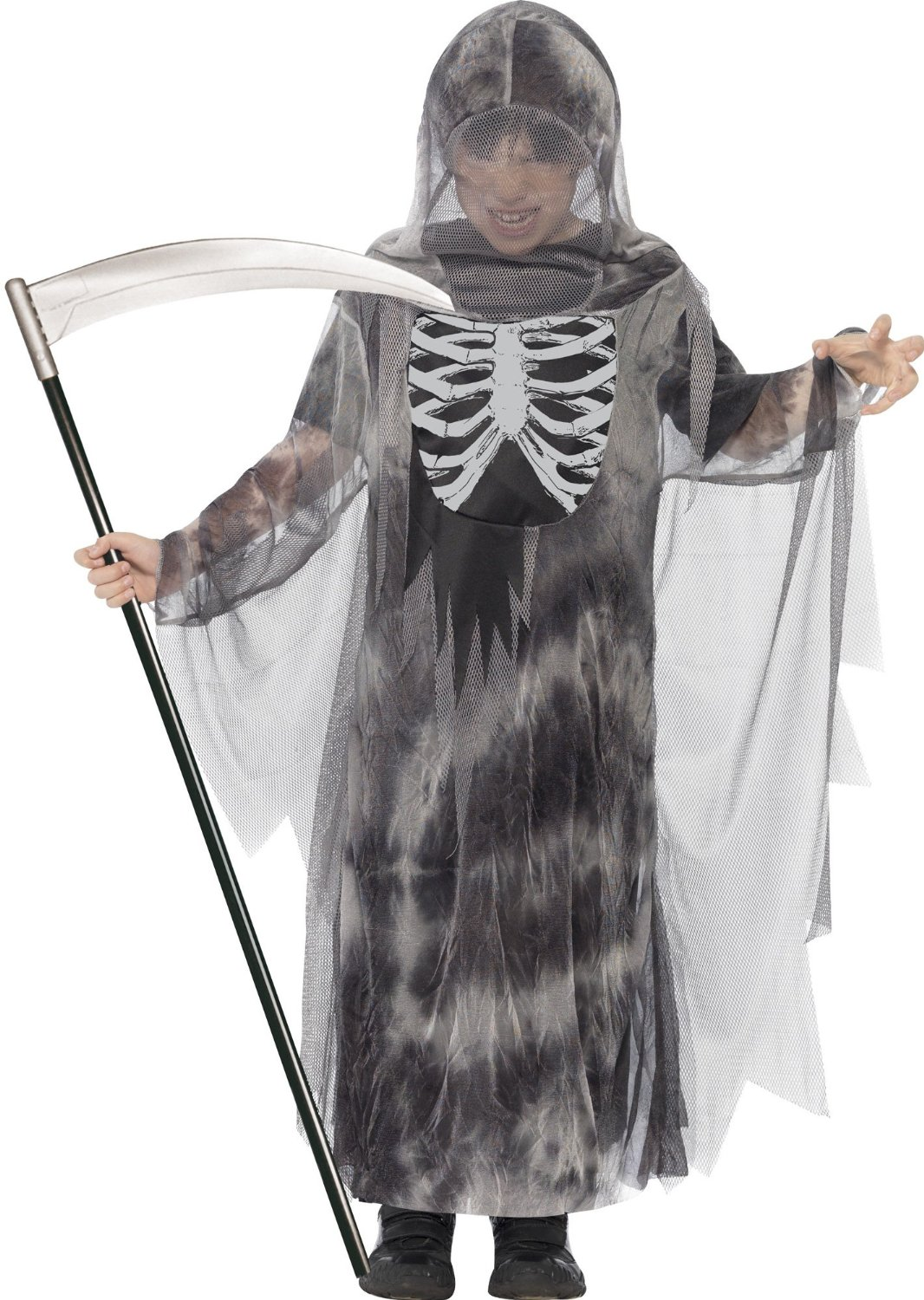 Ghostly ghoul child costume (smiffys 44303)