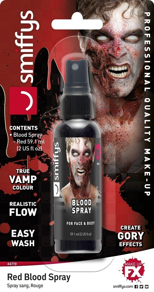 Spray blood large. Smiffys 44719