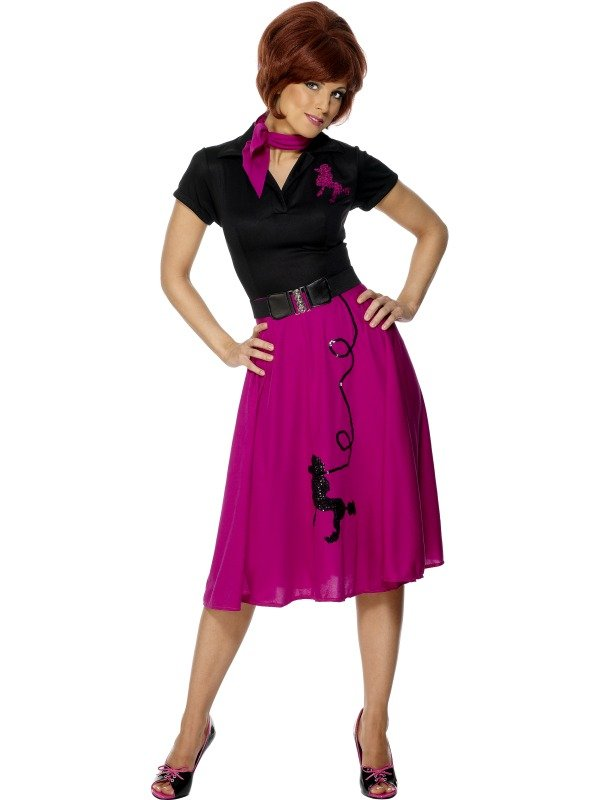 50s Style Poodle Costume ef-30813L