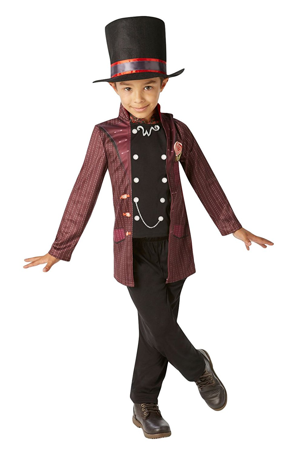 Willy Wonka costume 620749