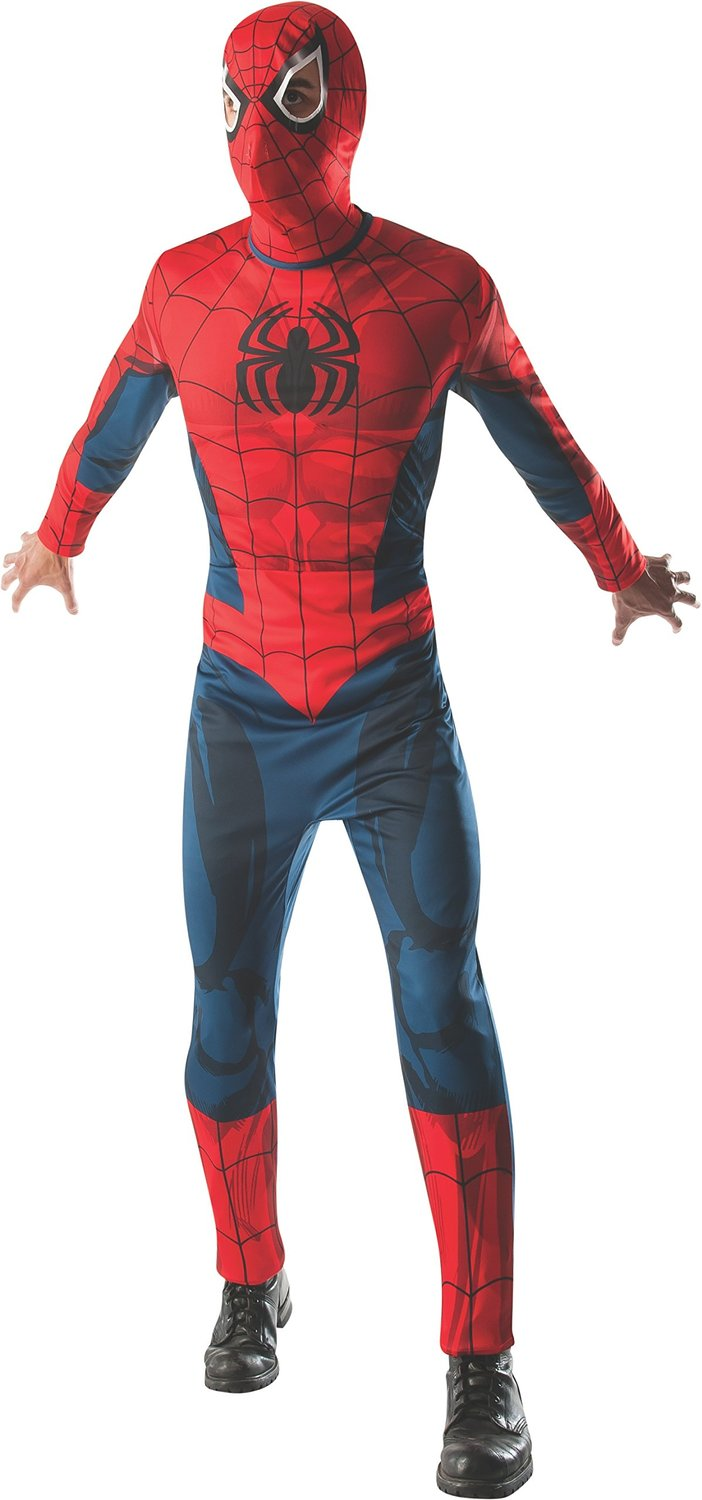 Marvel  adult Spider-Man Costume (standard 820005)