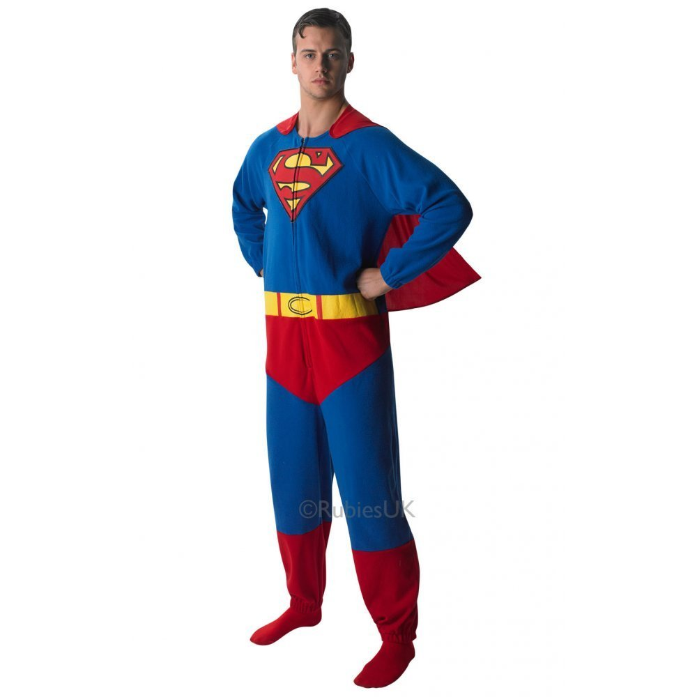 SUPERMAN ~ Onesie Adult880332
