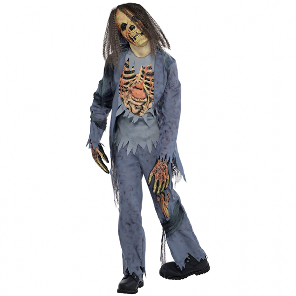 Zombie corpse costume 999648/9. Amscan