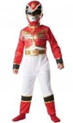 Mega Force Power Ranger costume -RED - 886667