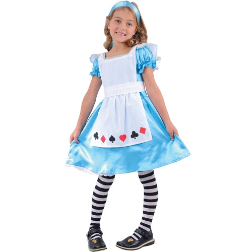 Storybook Alice costume kids EG-3531