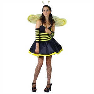 Adult Bumble Bee  costume Ac686
