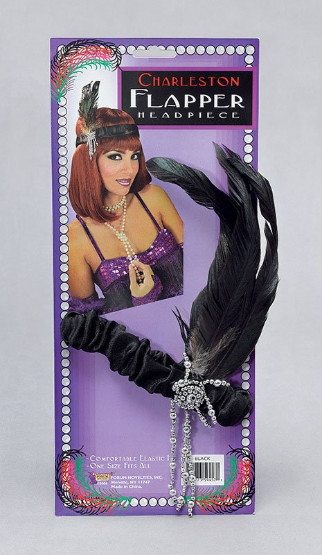 Accessories: 20's gangsters & flappers