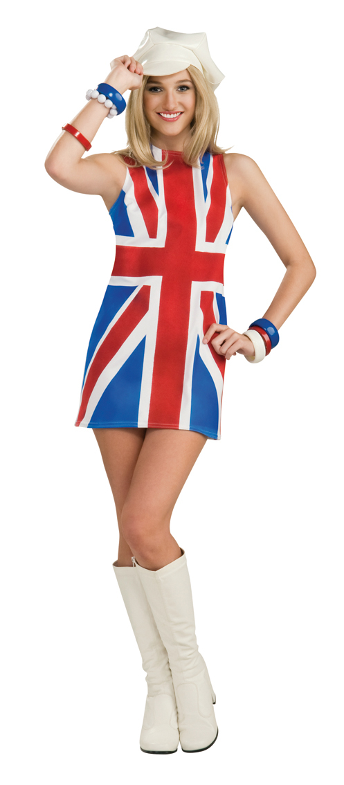 British Invasion dress 889703