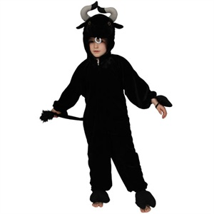 black bull kids costume 11-13 years ka4421