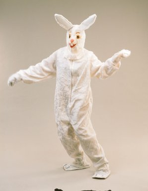 Bunny suit deluxe adult AC003