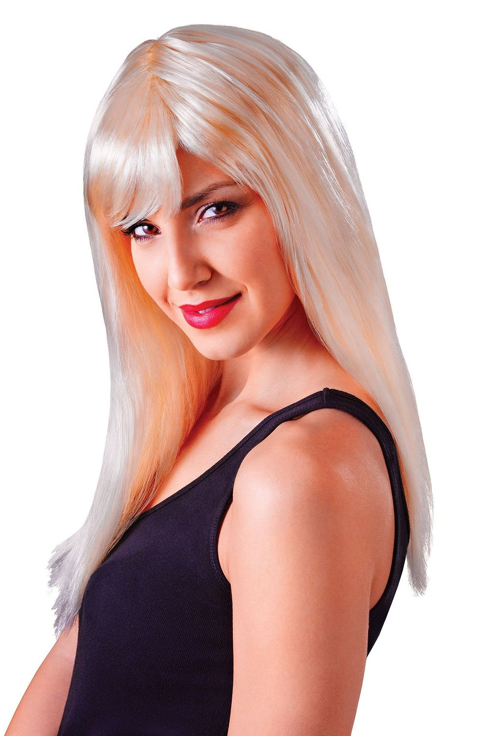 Long blonde passion wig bw874
