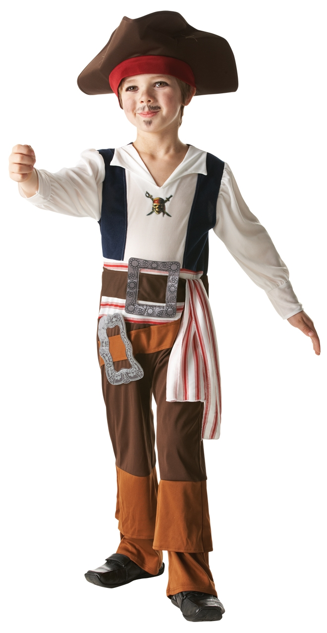 Captain Jack Sparrow pirate costume 884669