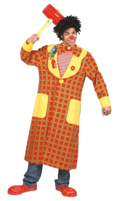 Adult clown coat Ac066