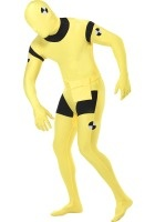 Second Skin Suit, Crash Dummy Costume ef-23709XL