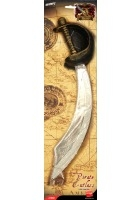 Pirate sword cutlass 21068