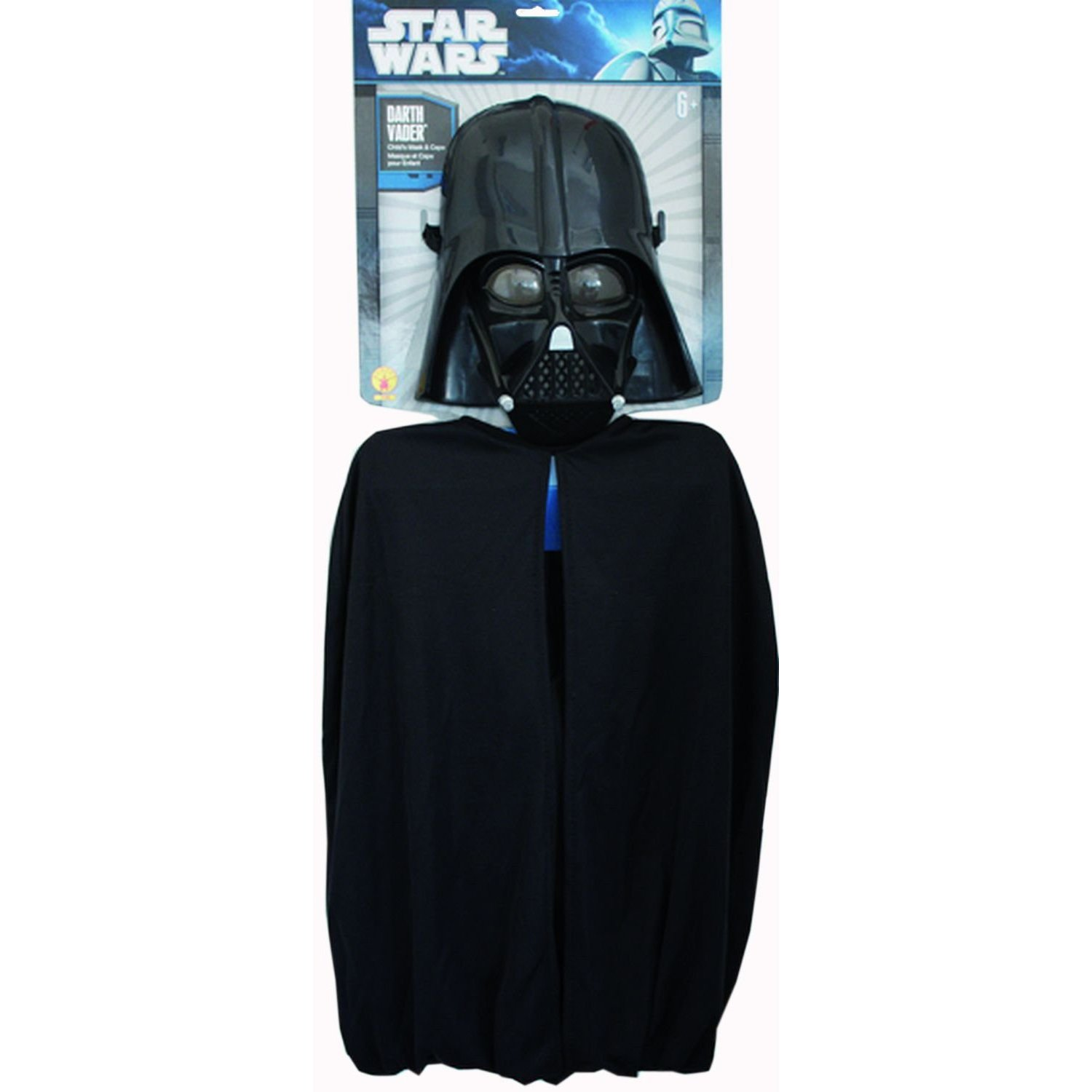 Darth Vader cape & mask set 1198