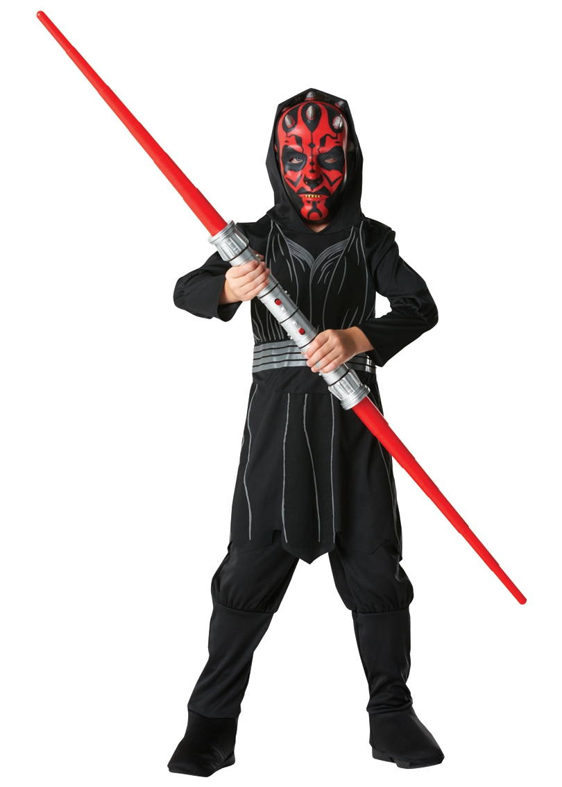 Star Wars Darth Maul costume 881216