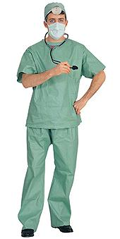 Doctor costume adult 15326