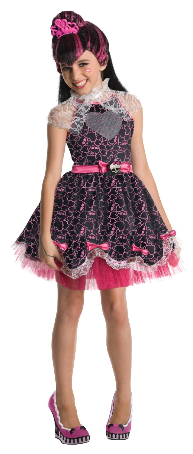 Monster High deluxe Draculaura costume 880992