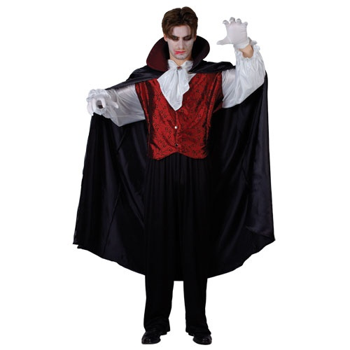 Dracula Prince of Darkness costume HM-5500 Medium