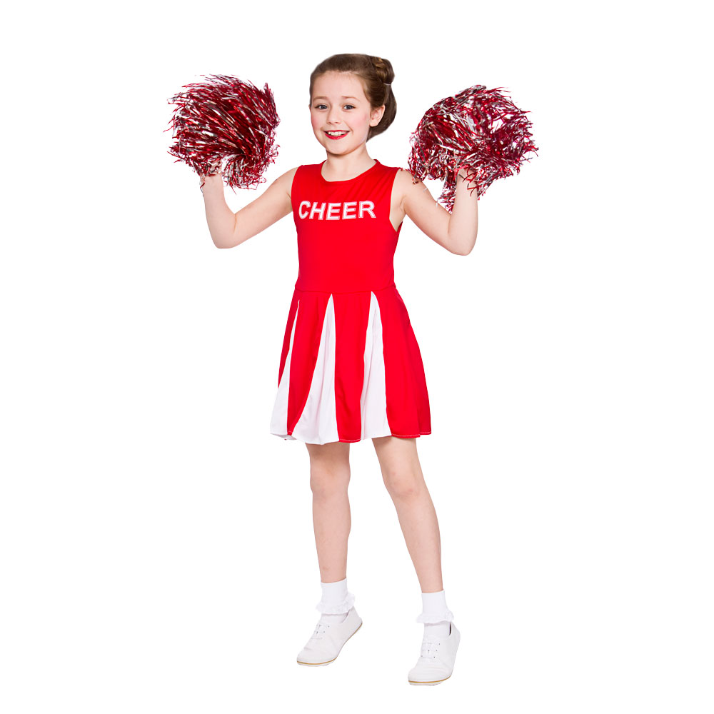 Fancy dress factory girls other costumes cheerleader costume eg3607 solutioingenieria Images