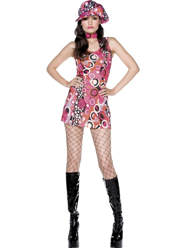 Vintage 60's costume  female 33179