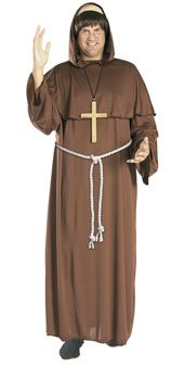 Friar Tuck/ Monk costume  16824