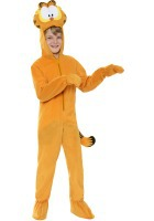Garfield Costume, Child ef-39080S
