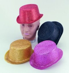 Glitter toppers