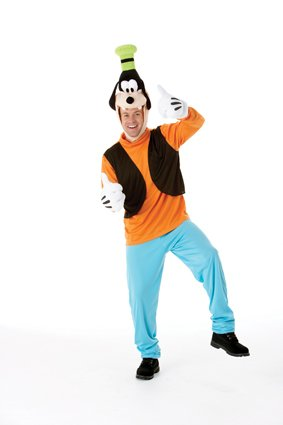 Disney Goofy costume adult 889383