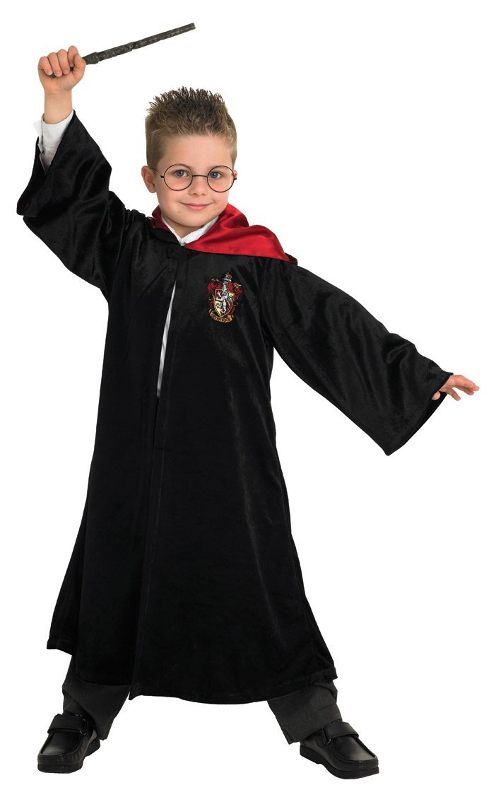 Harry Potter deluxe school robe 883574. Large 7-8