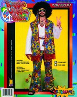 Hippy Dippy Man costume AC176