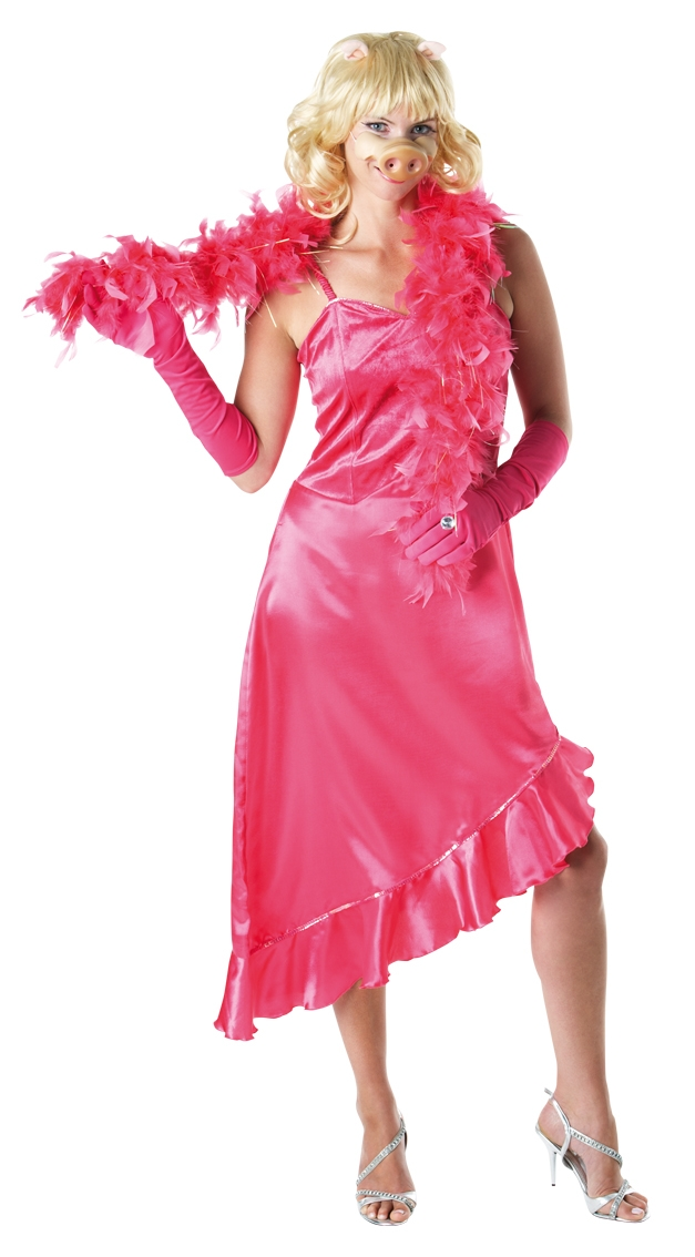 Miss Piggy costume 889801