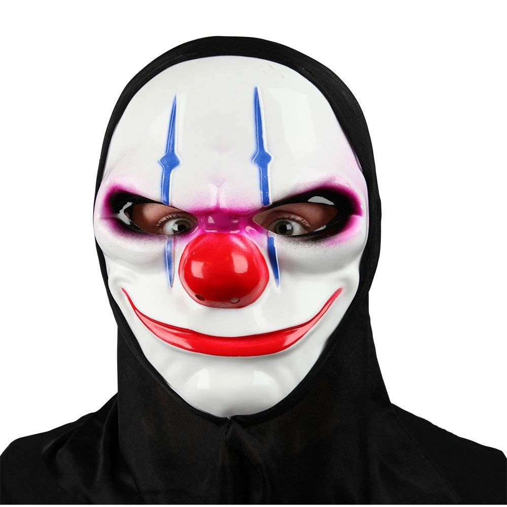 Freaky clown mask mk9994 wicked