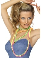 25227 neon beads 4 strands