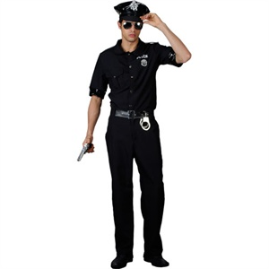 New York cop costume em3023 (wicked)