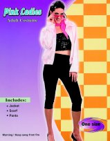 Pink Ladies AC659 (jacket and trousers)