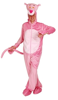 Pink Panthercostume adult 16981
