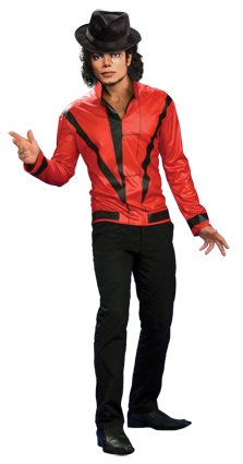 Michael Jackson Thriller jacket adult 889348