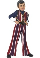 Lazy Town Robbie Rotten Costume ef-38360T2
