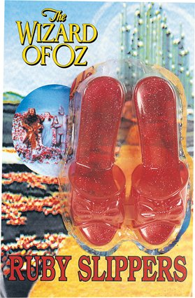 Ruby Slippers 13730