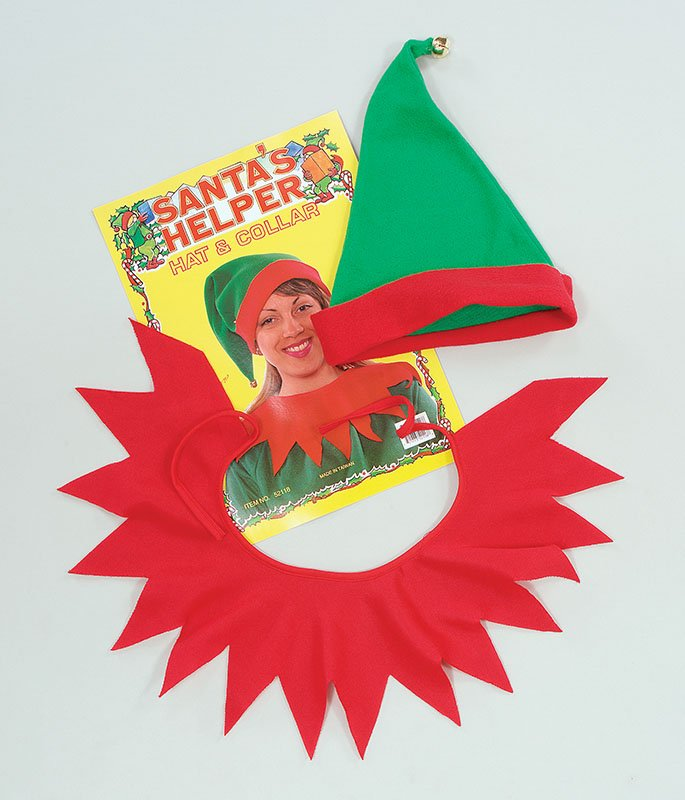Santa's helper/ Elf set DS024