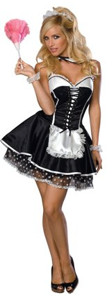 Sexy French Maid 888527