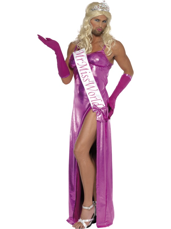 Mr Miss World Costume ef-20357M (smiffys)