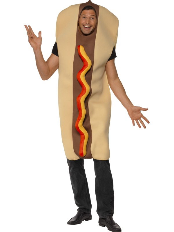 Giant Hot Dog Costume ef-20393M (smiffys)