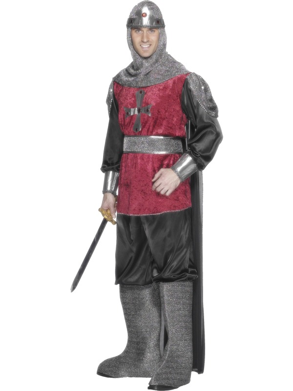 Medieval Knight Costume ef-25050L (smiffys)