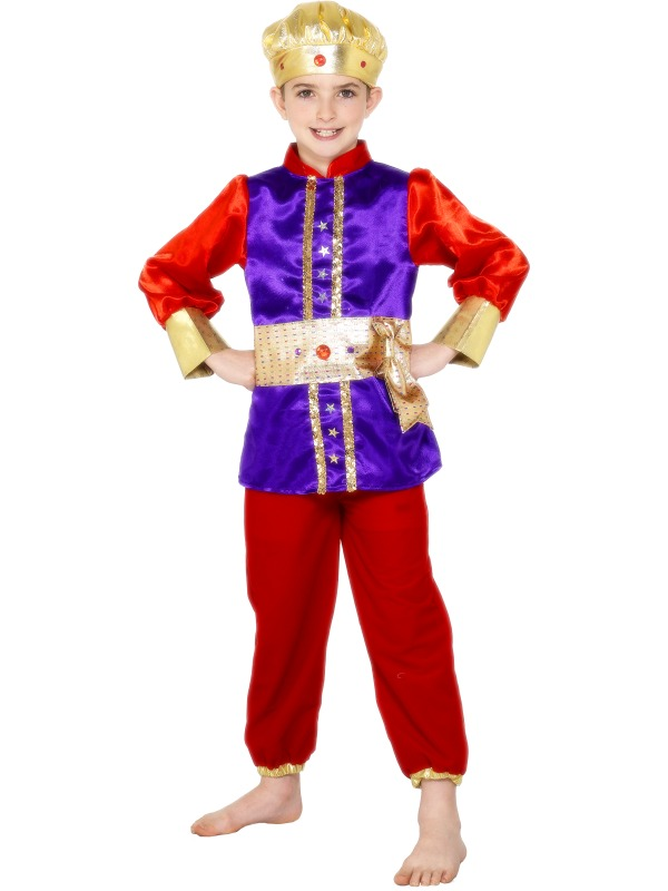King Balthasar Nativity Costume ef-28848S (smiffys