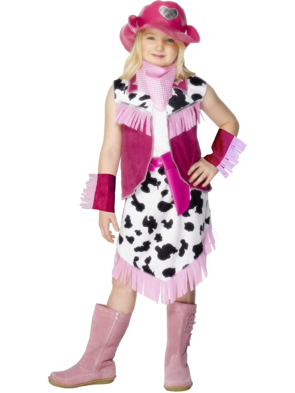 Rodeo Girl Costume ef-28941S (smiffys)